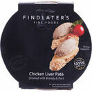 Findlater Fine Foods Chicken Liver Pate with Port & Brandy Pate 120g