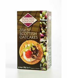 Oatcakes & Savoury Biscuits