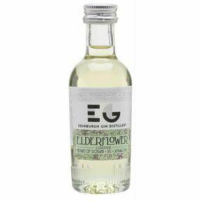 Edinburgh Gin Elderflower Liqueur Gin Miniature (5cl)