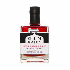Gin Bothy Strawberry Infused Liqueur Miniature (5cl)