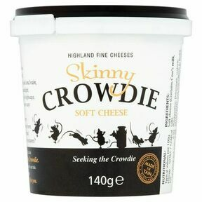 Highland Fine Cheeses Skinny Crowdie Soft Cheese (140g)