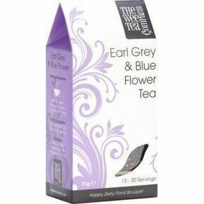 The Wee Tea Company Earl Grey & Blue Flower Tea (75g)