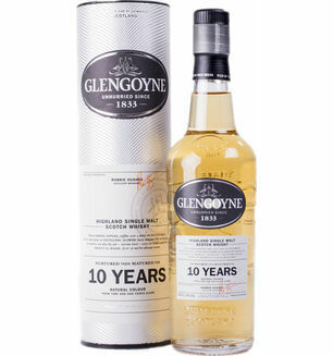 Glengoyne 10 year old Single Malt Whisky 20cl