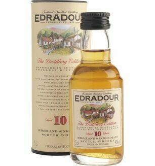 Edradour Whisky miniature 5cl