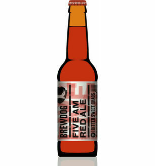 Brewdog Five Am Saint Red Ale