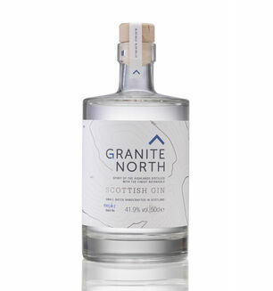 Granite North Scottish Gin 10cl