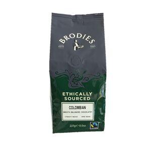 Brodies of Edinburgh Columbian Coffee Beans