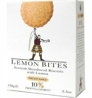 Shortbread House of Edinburgh Lemon Shortbread 150g