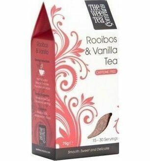 The Wee Tea Company Rooibos & Vanilla Tea 75g