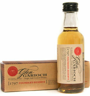 Glen Garioch Founders Reserve Whisky miniature 5cl