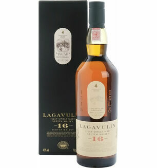 Lagavulin 16 Year Old Whisky 70cl
