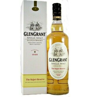 Glen Grant Distillery Glen Grant The Majors Reserve 70cl