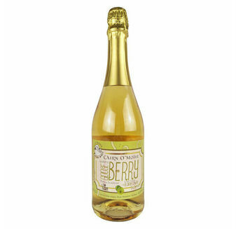 Cairn o'Mohr Sparkling Gooseberry Wine (75cl)
