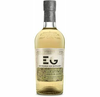 Edinburgh Gin Elderflower Liqueur (50cl)