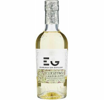 Edinburgh Gin Elderflower Liqueur (20cl)