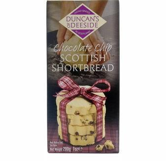 Duncan's Of Deeside Chocolate Chip Scottish Shortbread