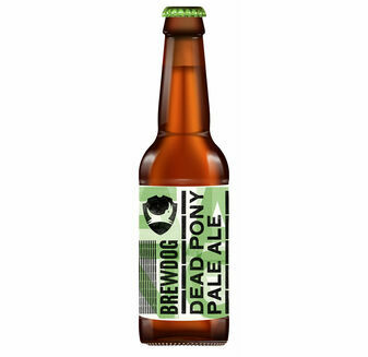 Brewdog Dead Pony Club Session Pale Ale (330ml)
