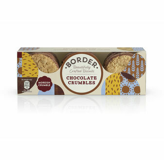 Border Biscuits Chocolate Oat Crumbles (150g)