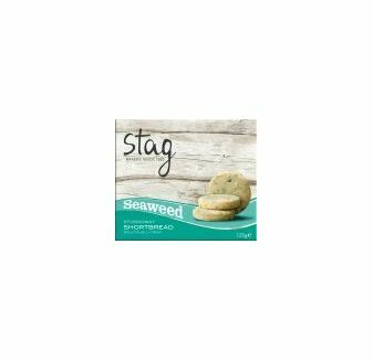 Stornoway Seaweed Shortbread