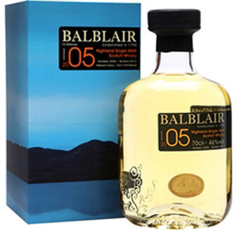 Balblair 2005 Whisky Miniature