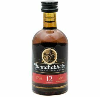 Bunnahabhain 12 Year Old Single Malt Scotch Whisky (5cl)