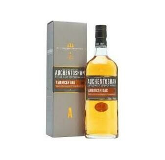 Auchentoshan 12 Year Old Whisky 70cl