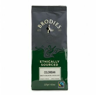 Brodies of Edinburgh Columbian Coffee
