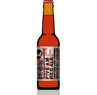Brewdog Five Am Saint Red Ale 330ml
