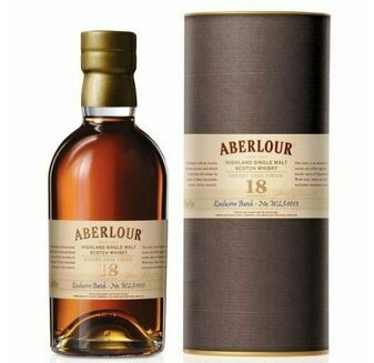 Aberlour 18 Year Old Highland Single Malt