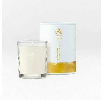 Arran Aromatics Wild Gorse Scented Candle 8cl