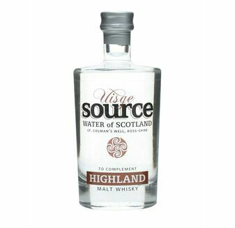 Uisge Source Water Of Scotland 5cl - St Colman's Well (Highland)