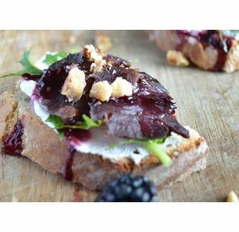 Great Glen Charcuterie Smoked Grouse Breast (35g)