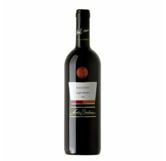 Salento Negroamaro Red Wine 75ml