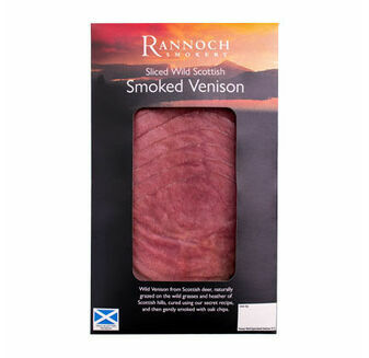 Rannoch Smokery Wild Scottish Smoked Venison (100g)