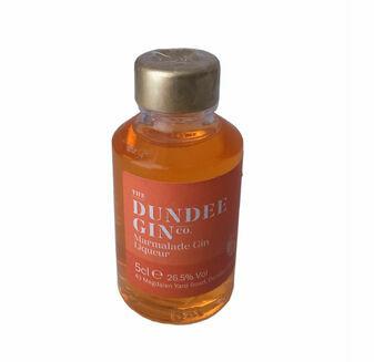 Dundee Gin Marmalade Gin Miniature 5cl
