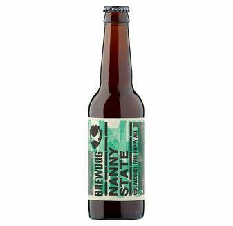 Brewdog Nanny State Non-Alcoholic Ale 330ml