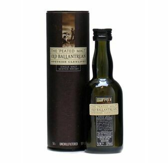 Old Ballantruan Speyside Whisky Miniature (5cl)