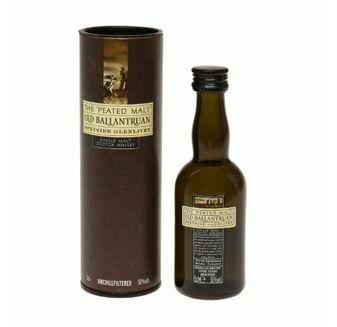 Old Ballantruan Speyside Whisky Miniature (5cl)