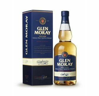 Glen Moray Classic Single Malt Scotch Whisky