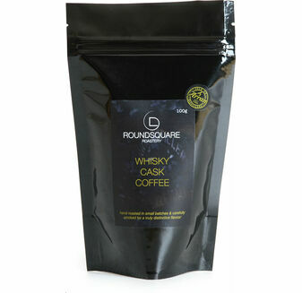 Roundsquare Roastery Whisky Cask Coffee 100g