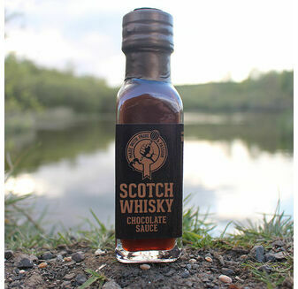 The Whisky Sauce Co. Scotch Whisky Chocolate Sauce