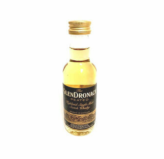 GlenDronach Peated Whisky Miniature (5cl)