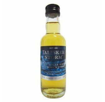 Talisker Storm Single Malt Whisky Miniature (5cl)