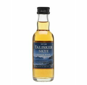 Talisker Skye Single Malt Whisky Miniature (5cl)