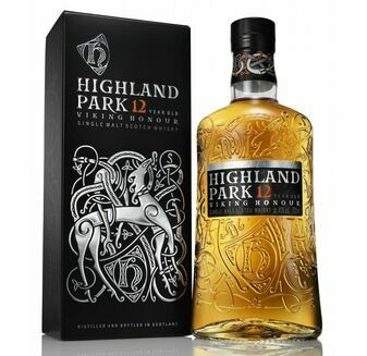 Highland Park Distillery 12 Year Old Single Malt Whisky (70cl)