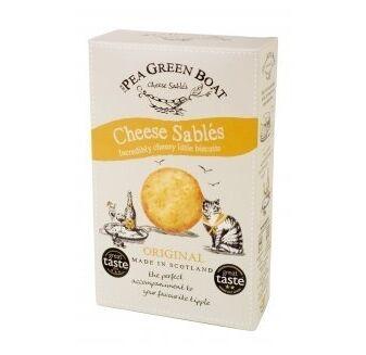 Pea Green Boat Original Cheese Sablés (80g)