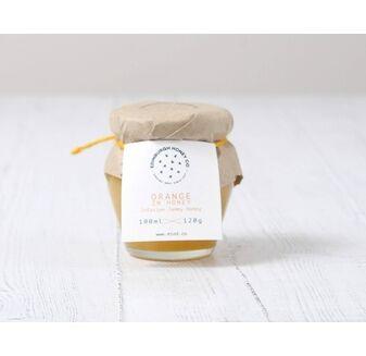 Edinburgh Honey Co Orange Infused Honey (120g)