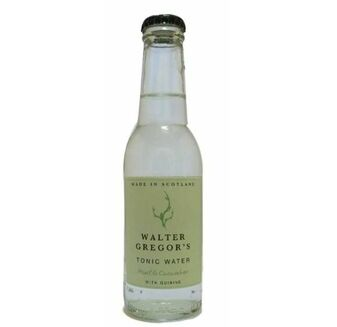 Walter Gregor's Tonic Water with Mint & Cucumber (200ml)