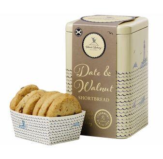 Island Bakery Date & Walnut Shortbread (215g)