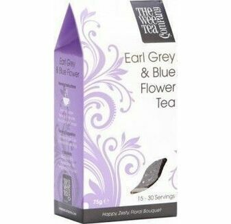 The Wee Tea Company Earl Grey & Blueflower Tea